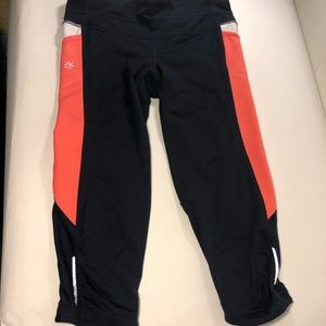 Athleta Capri leggings size XXS